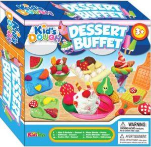 KT Πλαστοζυμαράκια Dough Dessert Buffet (11768)