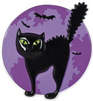 Clown Αξεσουάρ PVC Wall Deco Midnight Moon Cat (76923)