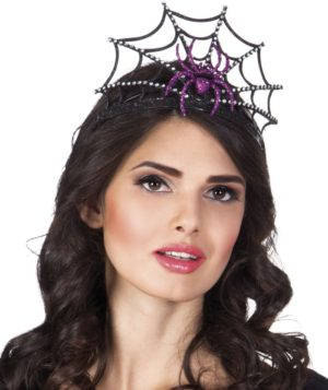 Clown Αξεσουάρ Tiara Spider Crown (97012)