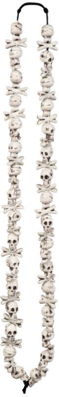 Clown Αξεσουάρ Necklace Skull Bones (74194)