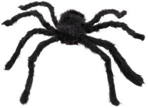 Clown Αξεσουάρ Hairy Spider Black 50x65cm (74394)