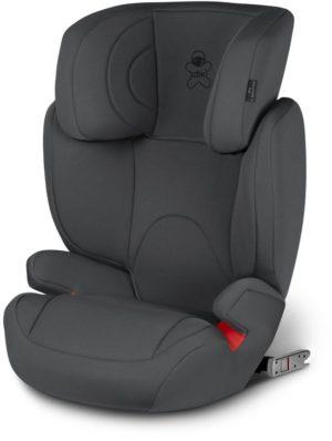 Chicco Cbx Κάθισμα Αυτοκινήτου Solution 2 Fix 2/3-Grey Color (WR3-1579-00)