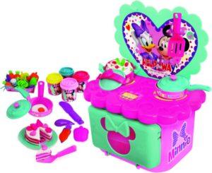Mickey Club House Πλαστελινοκουζίνα Minnie (1045-03555)
