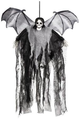Clown Αξεσουάρ Decoration Skull Bat Reaper 60cm (72116)