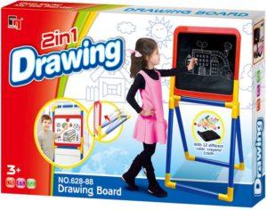 BW Σετ Drawing 2 IN 1 (628-88)