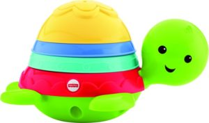 Fisher Price Stack & Strain Bath-Χελωνάκι (DHW16)