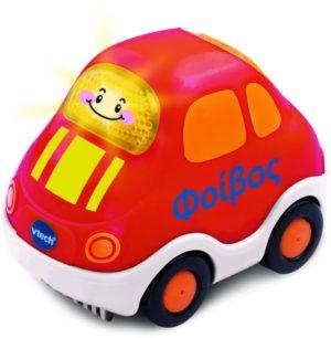 VTech Toot-Toot Αυτοκίνητο Ι.Χ (80-119410)