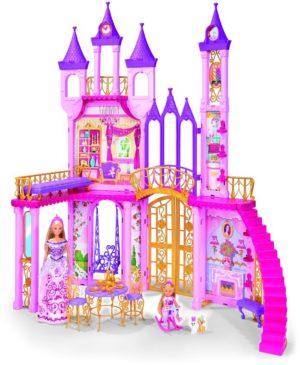 Simba Steffi Love Dream Κάστρο+Κούκλα 29cm & Αξεσουάρ (105733245)