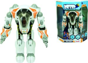 Simba Deep White Knight Robot 32cm (109391005038)