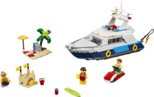 LEGO Creator Cruising Adventures (31083)