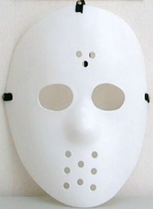 Clown Μάσκα Χόκεϋ (70142)