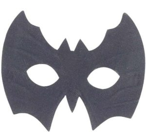 Clown Μάσκα Ματιών Νυχτερίδα (72788)