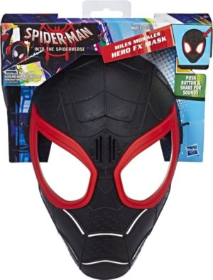Spiderman Movie Hero Miles Fx Mask (E2911)