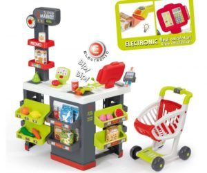 Smoby Role Play Supermarket Red (350213)