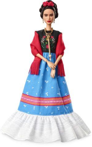 Barbie Συλλεκτική Γυναίκες Πρωτοπόροι-Frida Kahlo (FJH65)