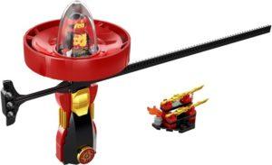 LEGO Ninjago Kai - Spinjitzu Master (70633)