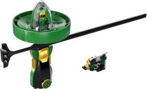 LEGO Ninjago Lloyd - Spinjitzu Master (70628)