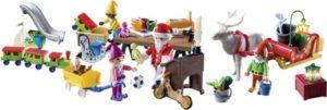 Playmobil Χριστουγεννιάτικο Ημερολόγιο-Εργαστήρι Του Άη Βασίλη (9264)