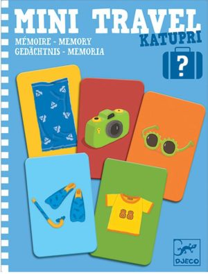 Djeco Επιτραπέζιο Ταξιδίου Katupri (176-05370)