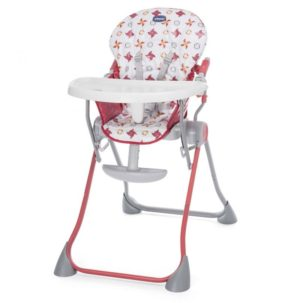 Chicco Κάθισμα Φαγητού Pocket Meal-Red (79791-70)