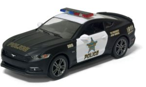 KIN Ford Mustang GT 2015 Police 1:38 (KT5386WP)