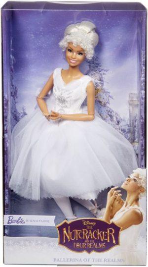 Barbie Συλλεκτική Μπαλαρίνα-Καρυοθραύστης (FRN76)
