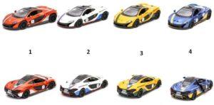 KIN McLaren P1 1:32-4 Σχέδια (KT5393WF)