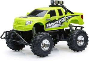 New Bright Τηλεκατευθυνόμενο Ram & Ford Raptor RTR 1:10-2 Σχέδια (61088U)