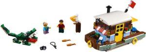 LEGO Creator Riverside Houseboat (31093)