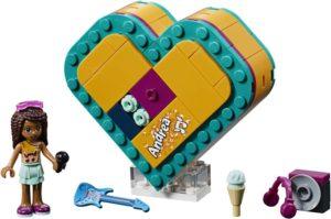 LEGO Friends Andrea's Heart Box (41354)
