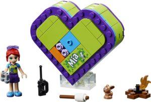 LEGO Friends Mia's Heart Box (41358)