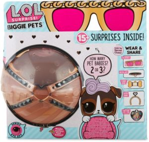 L.O.L Surprise Ζωάκια Biggie Pet-1Τμχ (LLU41000)
