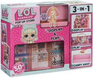L.O.L Surprise Κατάστημα Pop-up 3 in 1 - 1Τμχ (LLU42000)