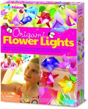 4M Origami Φωτάκια Λουλούδια-Κατασκευή (4M0497-04725)