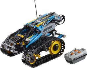 LEGO Technic Remote-Controlled Stunt Racer (42095)