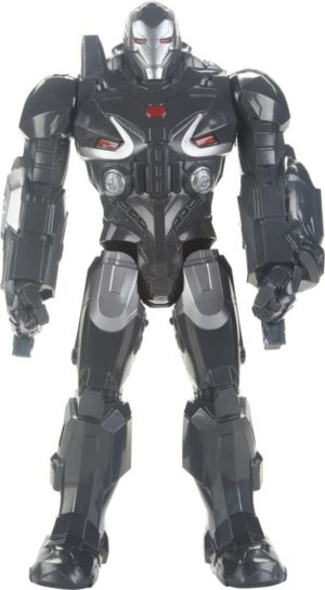 Avengers Deluxe Titan Hero Power War Machine (E4017)