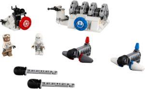 LEGO Star Wars Action Battle Hoth Generator Attack (75239)