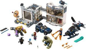 LEGO Super Heroes Avengers Compound Battle (76131)
