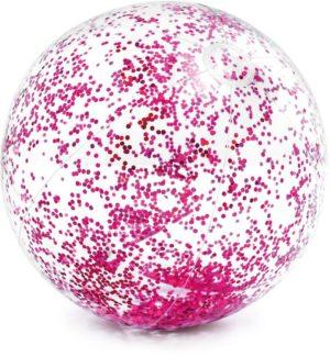 Intex Μπάλα Θαλάσσης Glitter 71cm-2 Σχέδια (58070NP)