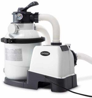 Intex Αντλία/Φίλτρο Άμμου Πισίνας 1200GPH (26644)