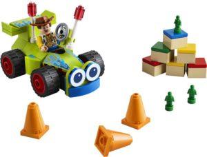 LEGO Juniors Woody & Rc (10766)