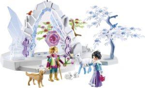Playmobil Κρυστάλλινη Πύλη Του Παγωμένου Κόσμου (9471)
