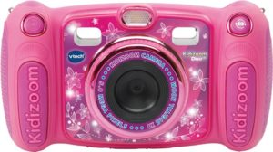 Vtech Kidizoom Duo 5.0 Φωτογραφική Μηχανή Pink (80-507153)