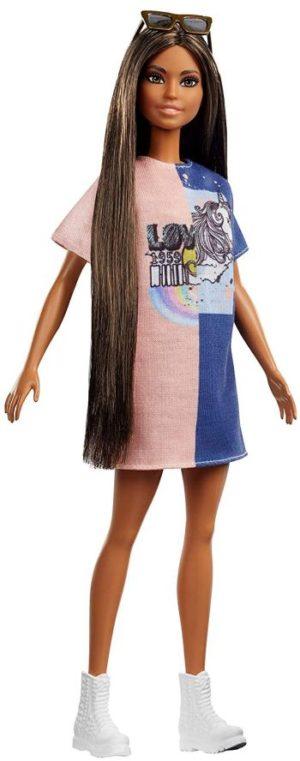 Barbie Fashionistas-10 Σχέδια (FBR37)