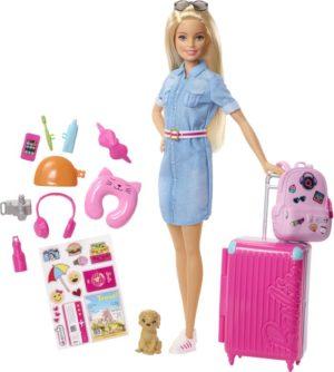 Barbie Dreamhouse Adventures-Barbie Έτοιμη Για Ταξίδι (FWV25)