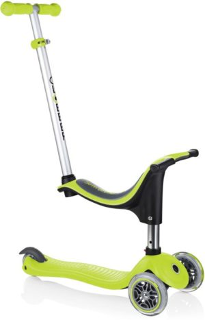 Globber Scooter Evo 4 In 1 Lime Green (451-106)