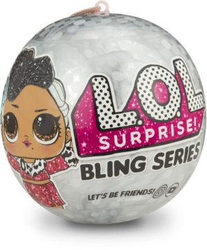 L.O.L Surprise Κούκλα Bling-1Τμχ (LLU40000/58001)
