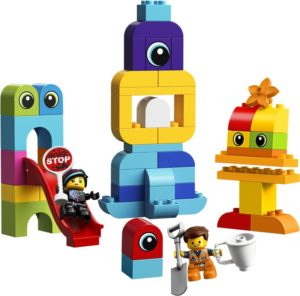 LEGO Duplo Emmet and Lucy's Visitors from the DUPLO Planet (10895)