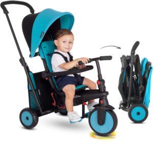 Smart Trike Τρίκυκλο STR3 6 in 1 Folding Blue (5021833)