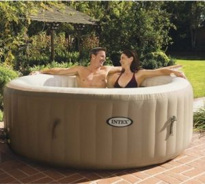 Intex Purespa Bubble Massage 196x71cm (28404GN)